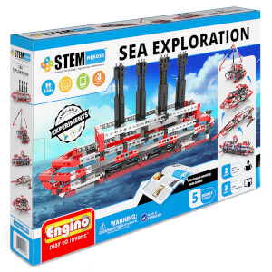 Engino Stem Heroes Sea Exploration