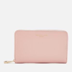 Aspinal of London Women's Continental Purse - Midi - Peony