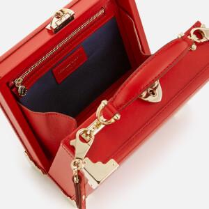 Aspinal of London Women's Trunk Clutch Bag - Scarlett: Image 5