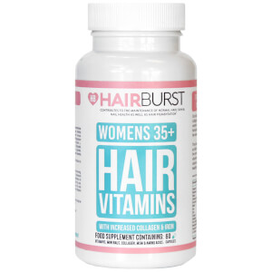 Hairburst Women's 35+ Vitamins (60 Capsules) 72g