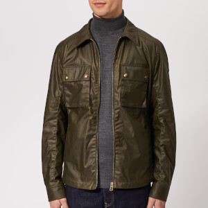 Belstaff Men's Dunstall Jacket - Faded Olive