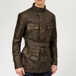 Belstaff Men's Trialmaster Jacket - Faded Olive