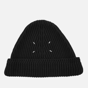 Maison Margiela Men's Wool Hat - Black