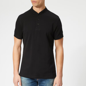Barbour International Men's Drive Polo Shirt - Black