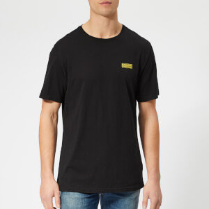 Barbour International Men's Essential Small Logo T-Shirt - Black