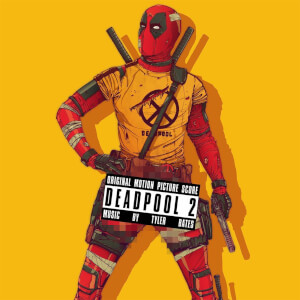 Album Deadpool 2 (bande originale du film) – Éditions Mondo