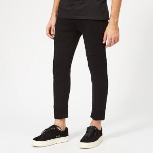 Neil Barrett Men's Super Skinny Fit Knit Trousers - Black