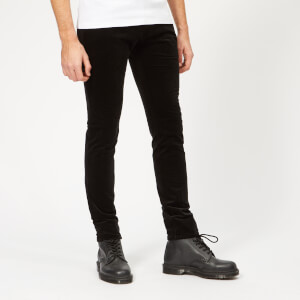 Neil Barrett Men's Skinny Fit Jeans - Black
