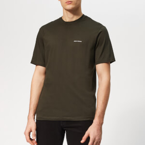 Armani Exchange Men's Small Logo T-Shirt - Military Green