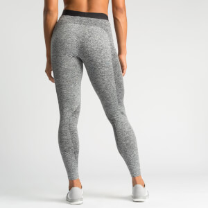 XL - IdealFit Seamless Leggings - Grey