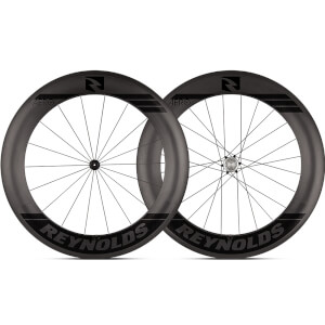 Reynolds 80 Aero Carbon Clincher Wheelset 2019