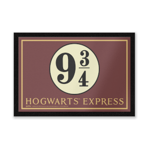 Zerbino Harry Potter Platform 9 3/4