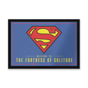 Zerbino DC Comics Welcome To The Fortress Of Solitude