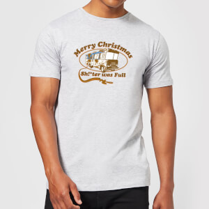 National Lampoon R.V. Men's Christmas T-Shirt - Grey