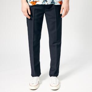 Acne Studios Men's Ryder Elastic Waist Trousers - Navy