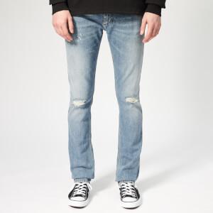 Acne Studios Men's Max Straight Leg Jeans - Light Wash