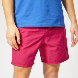 Vilebrequin Men's Moorea Water Reactive Swim Shorts - Gooseberry Red