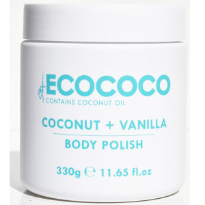 ECOCOCO Vanilla Body Polish 330g