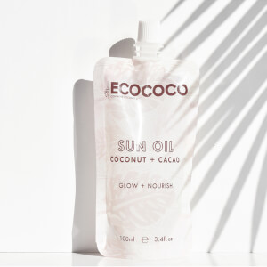 ECOCOCO Sun Tan Oil 100ml