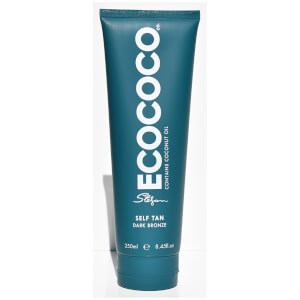 ECOCOCO Dark Self-Tanning Lotion 250ml