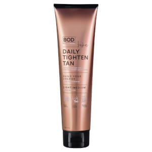 BOD Bake Daily Tighten Tan - Light-Med