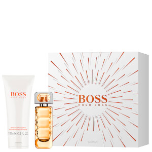 Hugo Boss Orange Woman Gift Set (Eau de Toilette 30ml + BL 100ml)