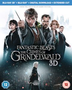 Fantastic Beasts: The Crimes of Grindelwald - 3D