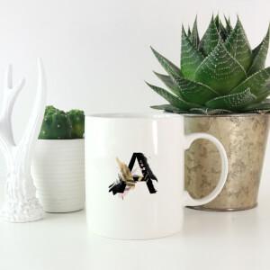 Wabisami Alphabet Mugs