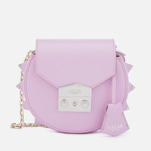 SALAR Women's Carol Chain Bag - Lilac