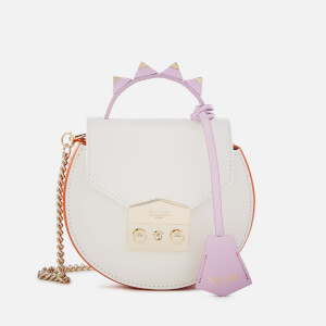 SALAR Women's Carol Multi Bag - Milk Tangerine Lilac