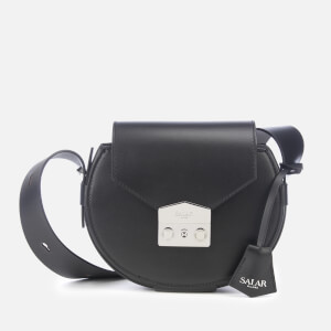 SALAR Women's Annie Basic Cross Body Bag - Black