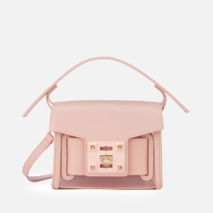 SALAR Women's Gaia Mesh Bag - Pink