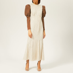Rejina Pyo Women's Sibylle Dress - Crepe Polka Dot