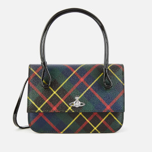 Vivienne Westwood Women's Edinburgh Small Handbag - Hunting Tartan