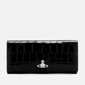 Vivienne Westwood Women's Lisa Long Card Holder - Black