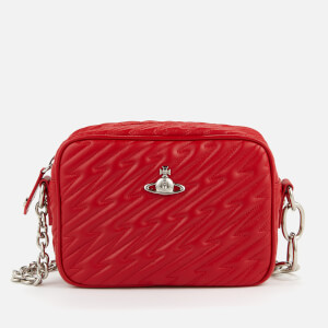 Vivienne Westwood Women's Coventry Camera Bag - Red