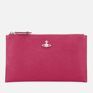 Vivienne Westwood Women's Victoria Purse with Zip - Pink