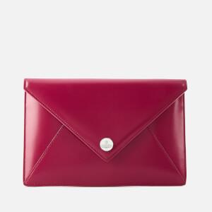 Vivienne Westwood Women's Conduit Envelope Pouch - Pink