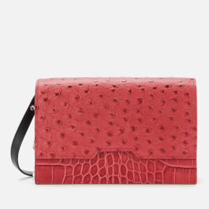 Vivienne Westwood Anglomania Women's Susie Mini Cross Body Bag - Red