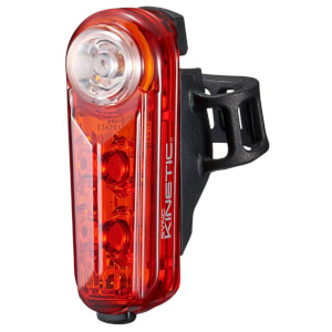 Cateye Sync Kinetic USB Rechargeable 40 Lumens LED Rear Bike Light