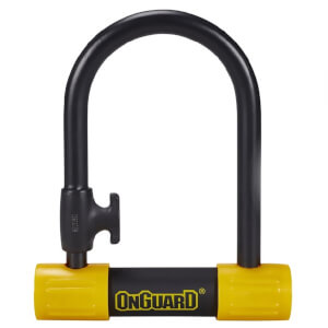 OnGuard Bulldog 8013 Shackle Mini Bike D-Lock