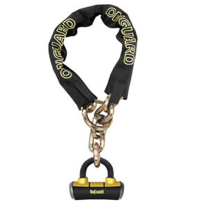 OnGuard Mastiff 8019LP Bike Chain Loop Lock - 130cm x 10mm