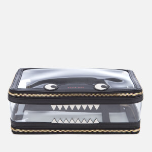 Anya Hindmarch Women's Inflight Monster Perspex Case - Black