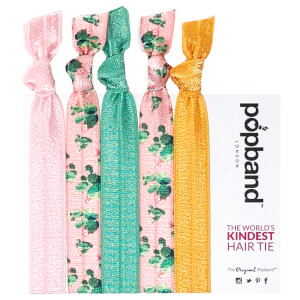 Popband London Arizona Hair Ties gumki do włosów – Multi Pack