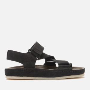 Clarks Originals Women's Ranger Sport Nubuck Sandals - Black