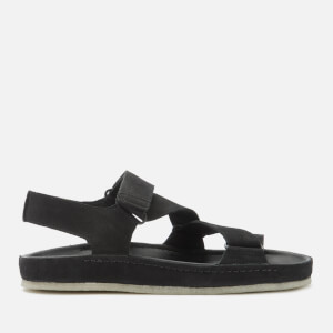 Clarks Originals Men's Ranger Sport Nubuck Sandals - Black