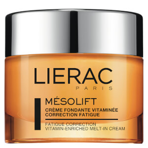 Lierac Mésolift Ultra Vitamin-Enriched Anti-Fatigue Smooth Correction Cream krem korygujący zapobiegający znużeniu