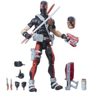 Marvel Legends: Action Figure: Deadpool Weapon X
