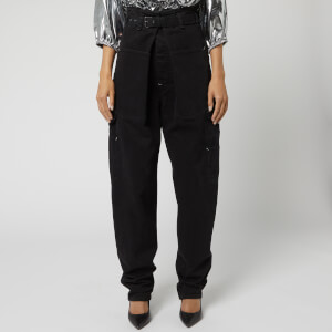 Isabel Marant Women's Inny Trousers - Faded Black