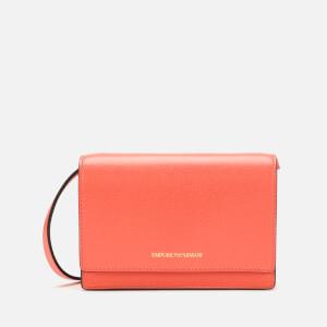 Emporio Armani Women's Sling Bag - Salmone/Pietra